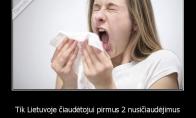 Čiaudėtojai Lietuvoje
