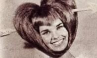 Retro šukuosenos buvo tikrai kiek keistokos [GALERIJA]