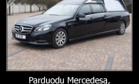 Parduodamas Mercedes