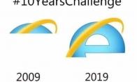 Internet Explorer 10 metų iššūkis
