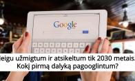 Google paieška ateityje