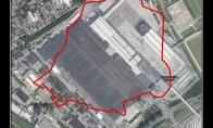 Vatikano valstybės sulyginimas su didžiausiu pasaulyje pastatu