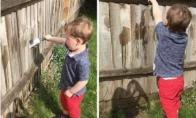 Puiki gudrybė užimti savo vaiką