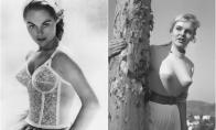 """Liemenėlės """"kulkos"""" - madingiausi moterų apatiniai XX a. viduryje"""