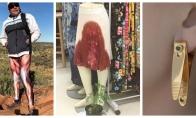 Keisti drabužių ir aksesuarų mados stiliai, kurių Jums nerekomenduojame [GALERIJA]