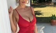Karštos panelės, aptemptos suknelės (49 nuotraukos)