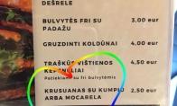 Postai internete, atskleidžiantys lietuvių neraštingumą [GALERIJA]