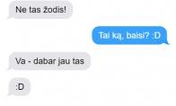 Kai draugas susiranda merginą