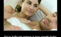 Ką veikia merginos, kol tu miegi