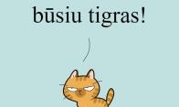 Būsimas tigras
