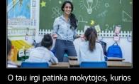 Visų mėgstamiausios mokytojos
