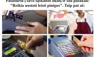 Pinigai banko sąskaitoje