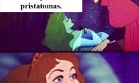 Kaip pažadinti princesę