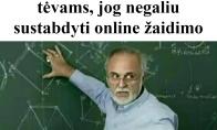 Online žaidimas