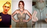 Išskirtiniai žmonės, kurie dėl savo genetikos atrodo kitaip [GALERIJA]