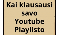 Youtube grojaraštis