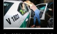 Kas baisiau už moterį prie vairo?