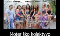 Moteriškas kolektyvas