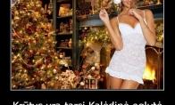 Krūtys kaip Kalėdinė eglutė