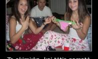 Kalėdinė dovana dukroms