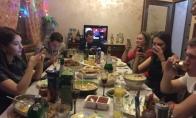 Kaip švenčia rusai [GALERIJA]