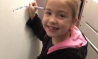 8-metė mergaitė padėkojo savo tėvams už s*k*ą