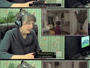 Kai močiutei leidi pažaisti GTA