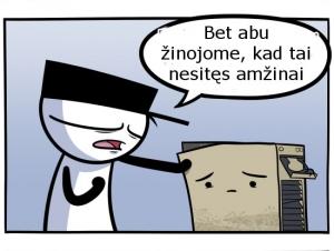 Naujas kompiuteris