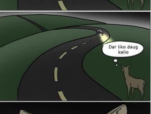 Kelio perėjimas