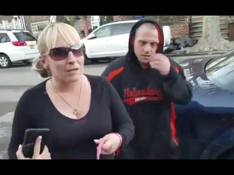 Vyras priverčia moterį plikomis rankomis surinkti š*dus