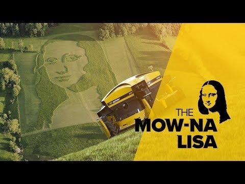 Gigantiška Mona Liza