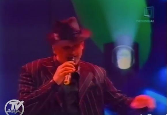 E. Kučinskas Eurovizijos atrankoje