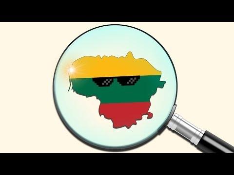 Kur po velnių ta Lietuva?!