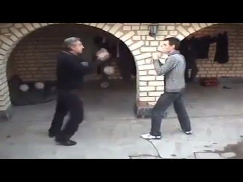 Debiliškas kung-fu
