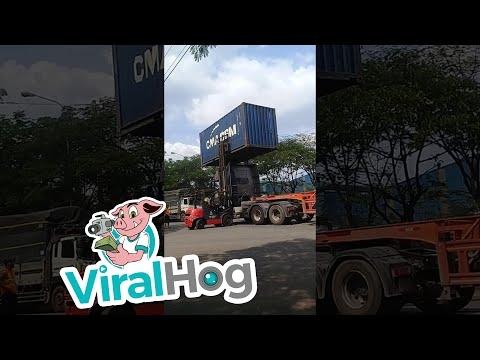Konteinerių transportavimas Vietname