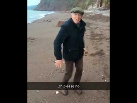 Senelis šokėjas