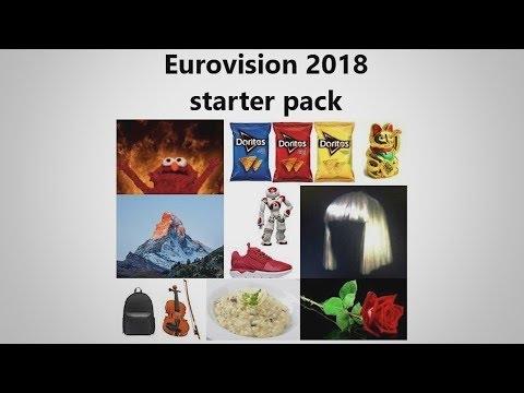 Eurovizijos memai