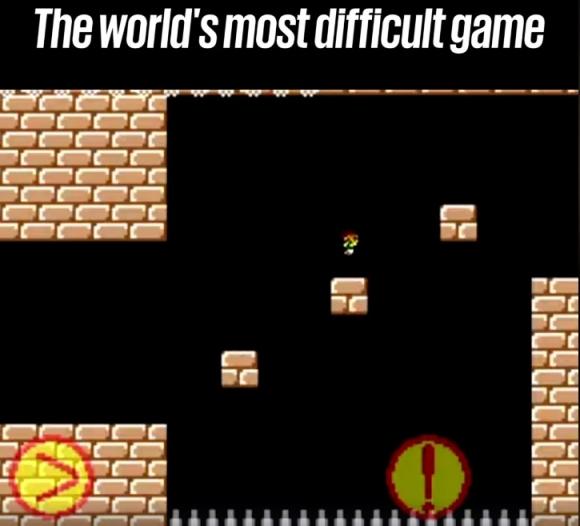 Sunkiausias pasaulio žaidimas