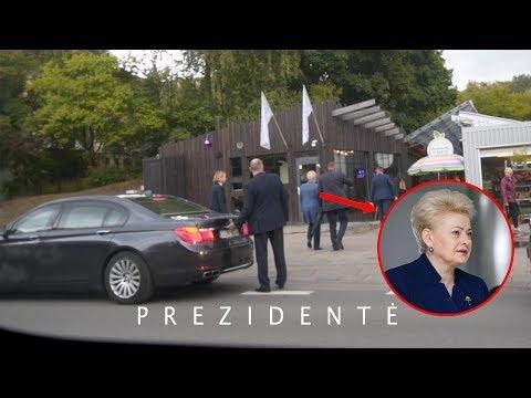Dalia Grybauskaitė valgo kebabus?
