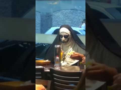 Vienuolės vakarienė