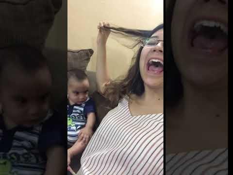 Kai mama garsiai dainuoja