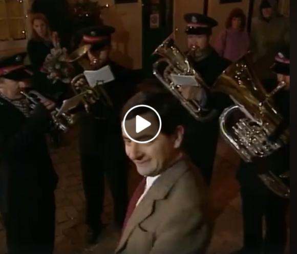 Ponas Bynas diriguoja pučiamiesiems