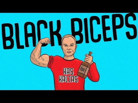 Black Biceps - Kas Kaltas (Official Video)