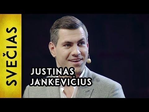Justinas Jankevičius || Naujametinis Laikykitės ten pokalbis
