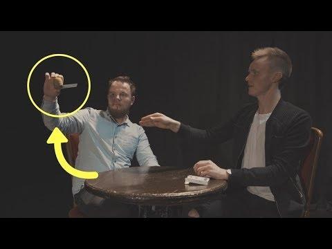 Mantas Bartuševičius kalbina iliuzionistą Roką Bernatonį