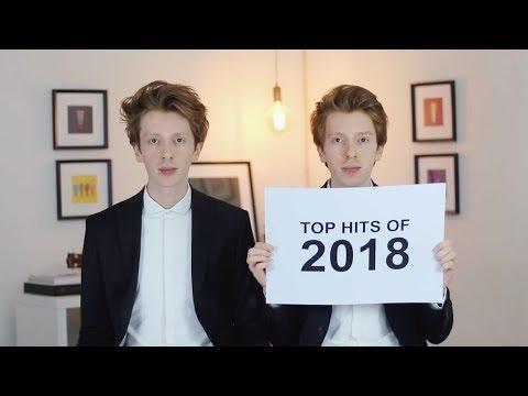 Populiariausi 2018 metų hitai per 3 minutes