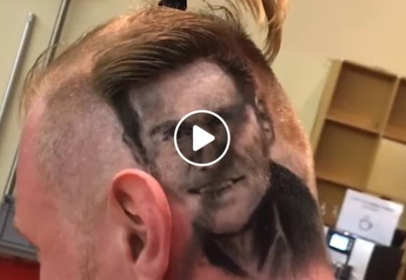 Dvi šukuosenos ant vienos galvos