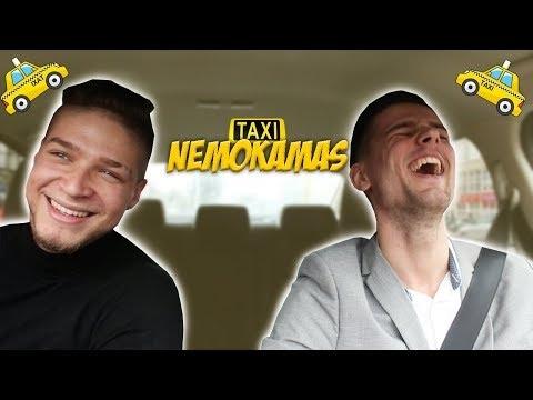 Nemokamas taxi - kiek įsės važiuoti?