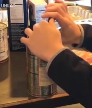 16-metis nemoka atidaryti konservų