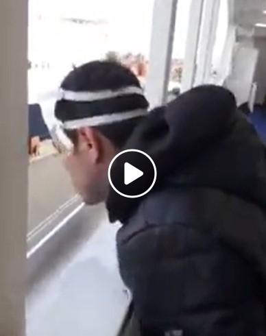 Į Lietuvą grįžo marozai [VIDEO] [N-18]